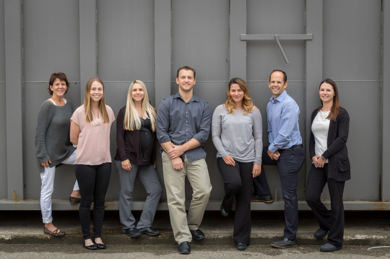 The team of therapists at North 49 Physiotherapy